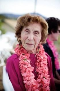 Giuseppina Marie Wolowicz obituary photo