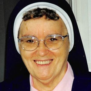 Sr. Lucienne Martell, CSC