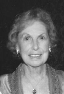 Jeannette Clara Cotter obituary photo