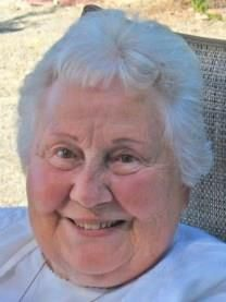 Hazel Flory Peterson obituary photo