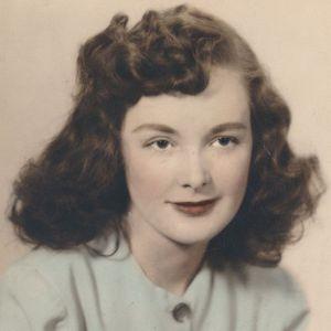 Mary Theresa Lutz Obituary Photo