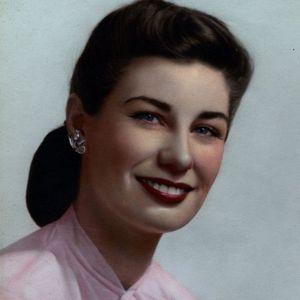 Jeanne Wall Cole Obituary Photo