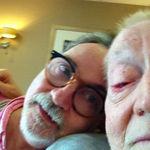 Kurt cybulski with his dad Chester Cybulski