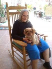 Victoria Rodriguez Molina obituary photo