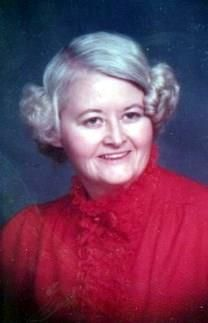 Anna Marie Miller obituary photo