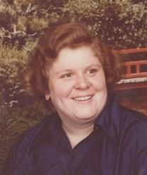 Mary Catherine Mase obituary photo