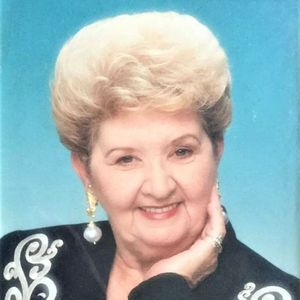 Gladys Warlick Biddix Obituary Photo
