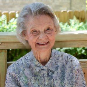 Edith  Jones Ferguson
