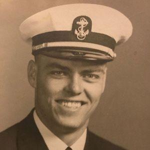 CDR Joe Lacy, US Navy (Ret.)
