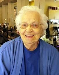 Lois Marie Jones obituary photo