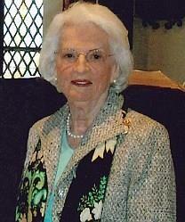 Lucy Ward Adair obituary photo