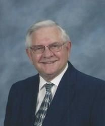 Donald Hillman obituary photo
