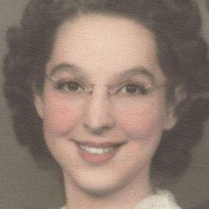 Elizabeth Blanche Sebesta