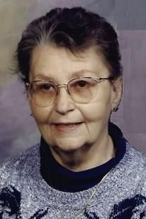 June Olive Lichty obituary photo