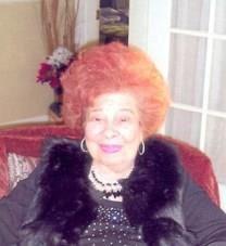 Anna Cipriano obituary photo