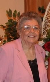 Mamie Jo Hedrick obituary photo