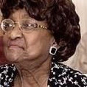 Gladys Alberta Moore