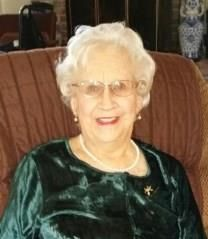 Inez Benson Mims obituary photo