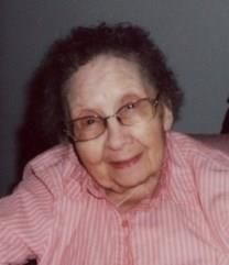 Alice Bingham Warr obituary photo