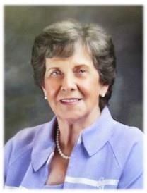 Margaret Anita Harris obituary photo