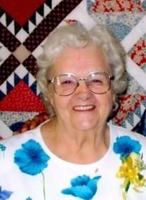 Fay Maxine Ross obituary photo