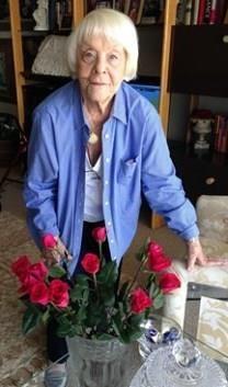Leila Cynthia Aberman obituary photo