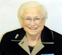 Hazel Marion Cason obituary photo