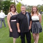 Doug, Shannon and Calah Claydon