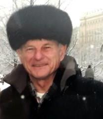 Kenneth Leonard Preston obituary photo