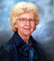 Bernice B. White obituary photo