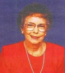 Verna M. Adams obituary photo