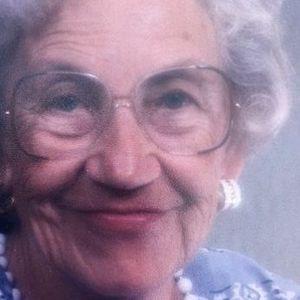 Evelyn M. Horning