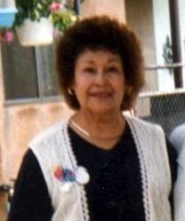 Eulalia Montecino Gracia obituary photo