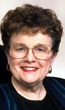 Betty Lou Sager obituary photo