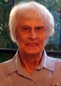 Faye Rosetta Leitch obituary photo