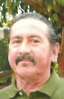Paul Garcia Rojas obituary photo