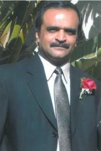 Atul Rajnikant Patel obituary photo