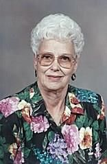 Barbara May Miller obituary photo