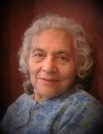 Carmen Garza Gonzalez obituary photo