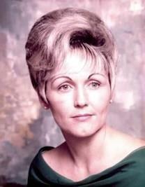Bonnie Bernice Griffin obituary photo