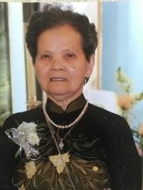 Dao Thi Doan obituary photo