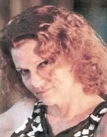 Sandra Lenore Rowe Giles obituary photo