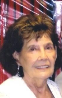 Lois CLARK obituary photo