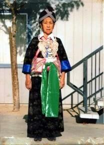 Mee Lee obituary photo