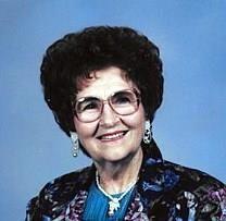 Bertha Marie Schmall obituary photo