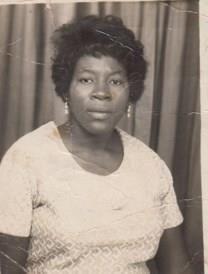 Rosette Alcenat obituary photo