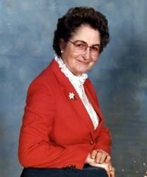 Marie Hall Jones Pepper obituary photo