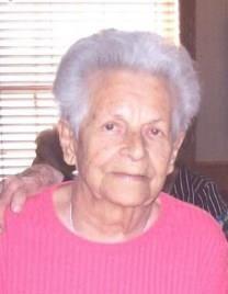Mary Elizabeth Cohu obituary photo