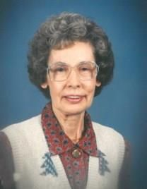 Lois Jeanne Barnhart obituary photo