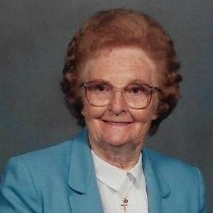 Mrs. Margaret Lodema Hudson